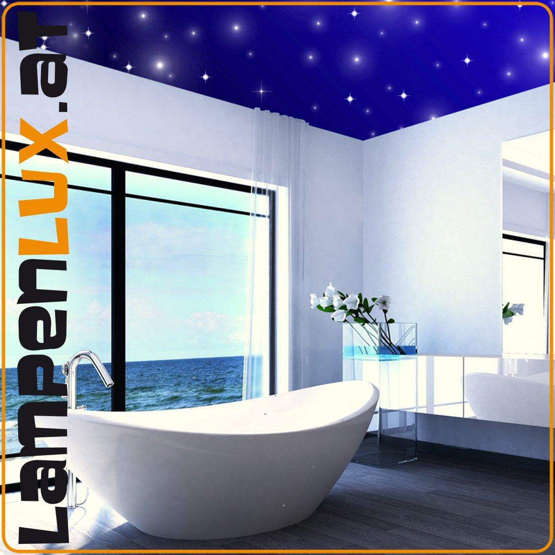 decken spots sternenhimmel lichtfaser set skylight 32. Black Bedroom Furniture Sets. Home Design Ideas