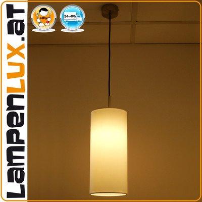 led h ngeleuchte pendelleuchte h ngelampe pendellampe stofflampe stoffleuchte ebay. Black Bedroom Furniture Sets. Home Design Ideas