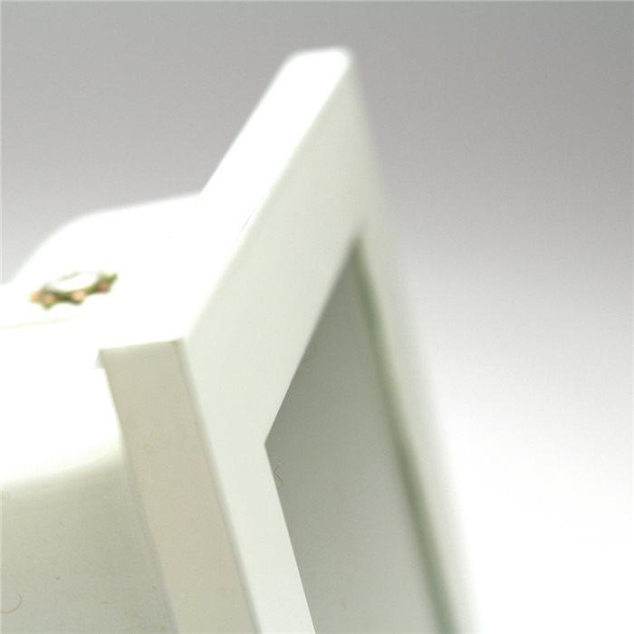 Lampenlux Einbaustrahler Spot Rodesko G9 weiß max. 40W Aluminium rostfreiEinbauleuchte Einbaulampe Einbauspot Spot Strahler Punktstrahler Aluminium Downlight Down Deckeneinbaustrahler Deckeneinbauleuchte