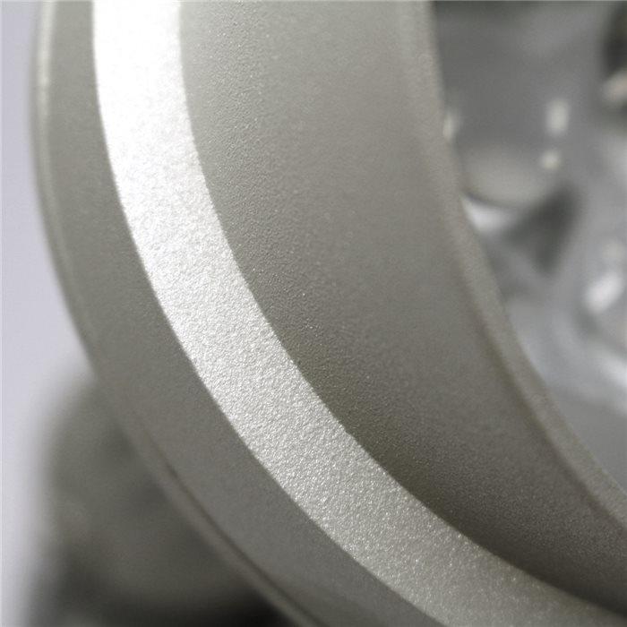 Lampenlux LED Aussenleuchte Ilko Wegeleuchte Aufbau Gartenlampe IP44 Alu 230V