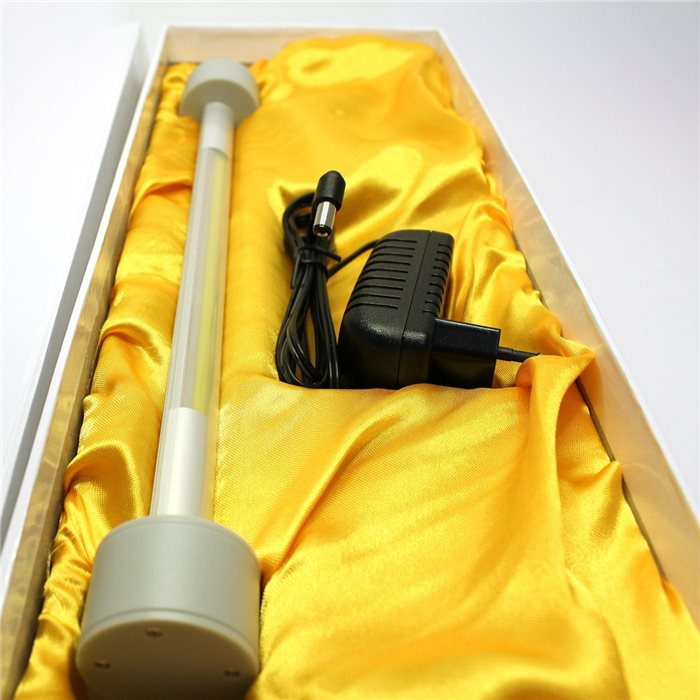 Lampenlux LED Unterbauleuchte Avril Küchenleuchte Aufbaulampe Schalter Weiß Werkstattlampe