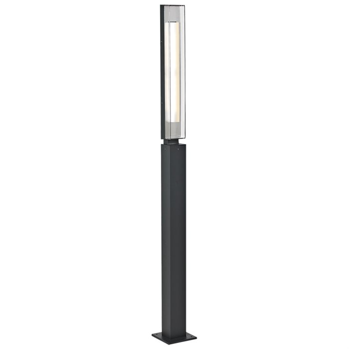 Lampenlux LED Aussenleuchte Falco Gartenlampe Poller Wegeleuchte 10W H160cm