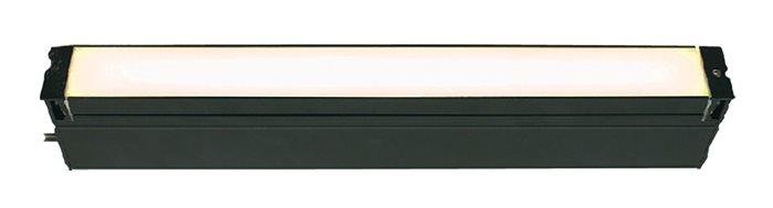 Lampenlux LED Bodeneinbaustrahler Shell 230V Außenleuchte Aluminium Schwarz IP54