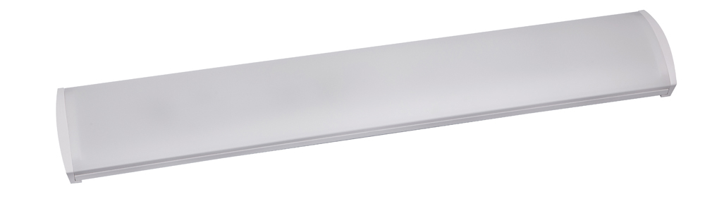 Lampenlux LED Wandlampe Nari Spiegelleuchte Badleuchte Unterbauleuchte Küchenlampe Aufbau 60 cm