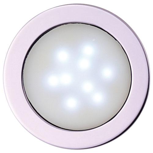 Lampenlux LED Bodeneinbau Strahler Saxi Rund Einbau Spot Ø5.5cm Aluminium 12V