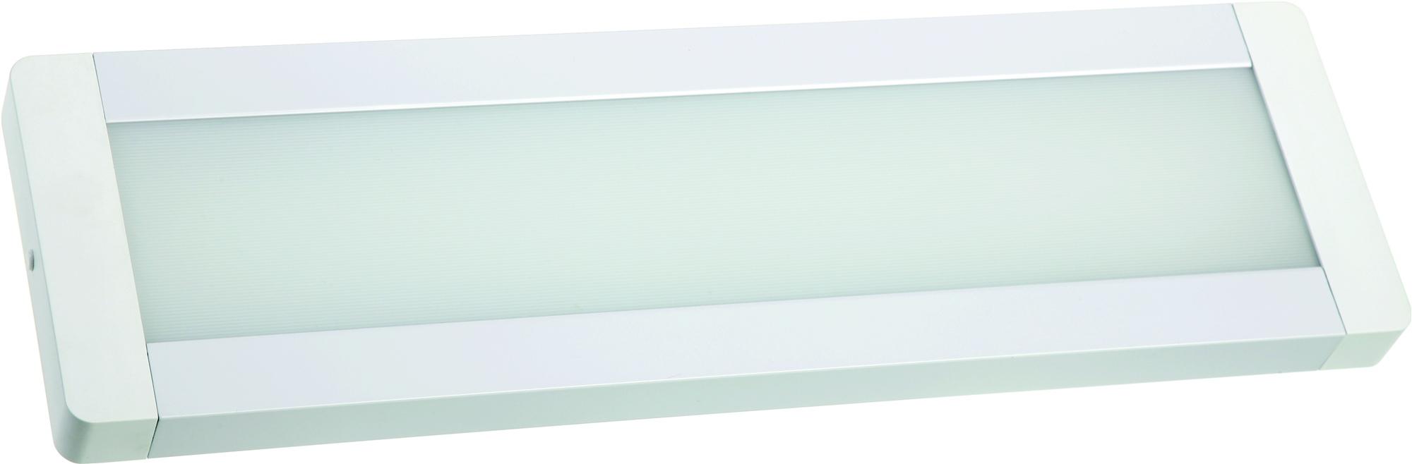 Lampenlux LED Wandlampe Niri Spiegelleuchte Badleuchte Unterbauleuchte Küchenlampe Aufbau