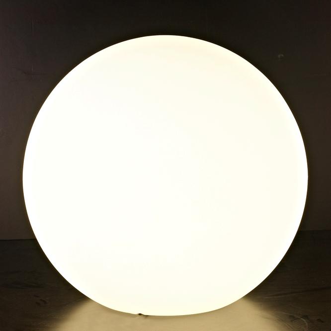 LED Aussenleuchte Ziro IP65 Gartenlampe E27 Wegeleuchte Kugellampe Ø56/45/38cm IP65 230V