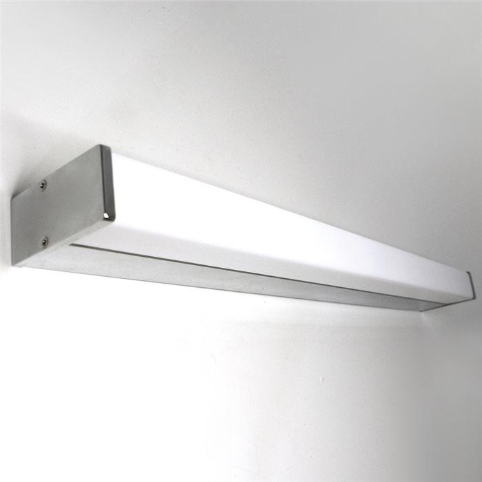 Lampenlux Wandlampe Pico Wandleuchte Spiegelleuchte Unterbauleuchte 60cm IP44 Küchenlampe
