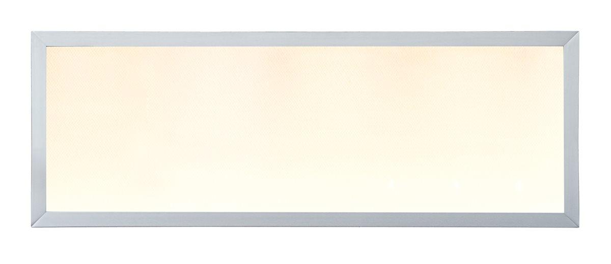 LED Panelo Einbaupanel Hago silber verschiedene Größen