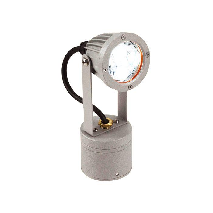 Lampenlux LED Aussenleuchte Ayla Gartenlampe Aufbaustrahler Scheinwerfer Wegeleuchte IP67