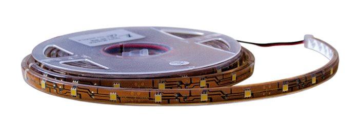 5 Meter LED Außen Strip Streifen Band Jasa 540 Lumen/m 7W/m IP67 Flur Kaltweiß