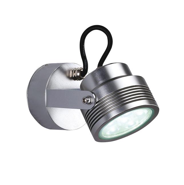 Lampenlux LED Außenstrahler Emil Gartenlampe Scheinwerfer Fluter Schwenkbar IP65