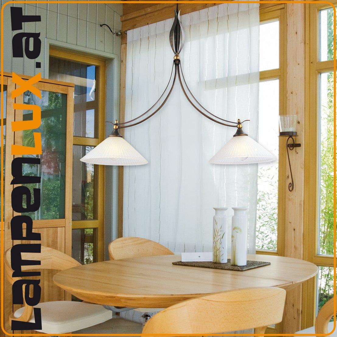 lampenlux led pendelleuchte zusa h ngeleuchte landhaus. Black Bedroom Furniture Sets. Home Design Ideas