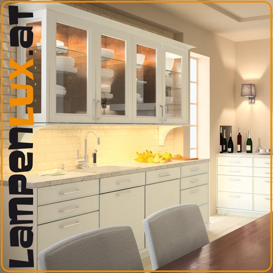 led schrank leuchte interessante ideen f r. Black Bedroom Furniture Sets. Home Design Ideas
