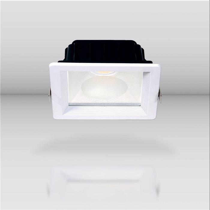 lampenlux led einbaustrahler spencer ip44 230v. Black Bedroom Furniture Sets. Home Design Ideas