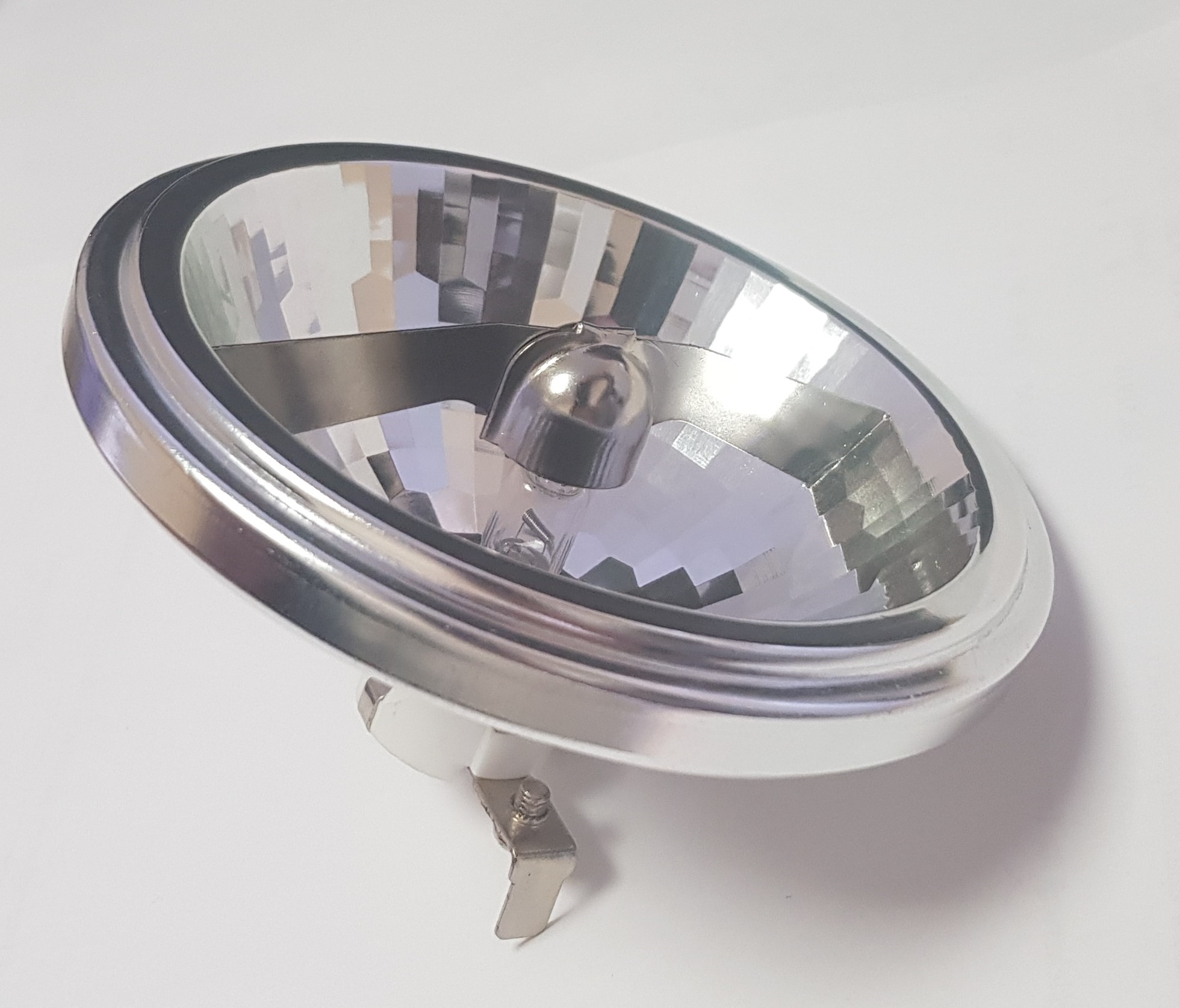 Lampenlux Leuchtmittel QR111 12V Niedervolt Halogenleuchtmittel 50W