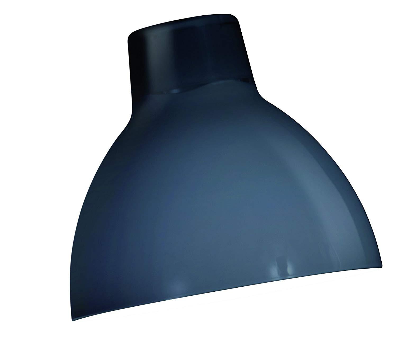 Lampenlux Tischlampe Tischleuchte Pana schwenkbar mit Schalter schwarz E27