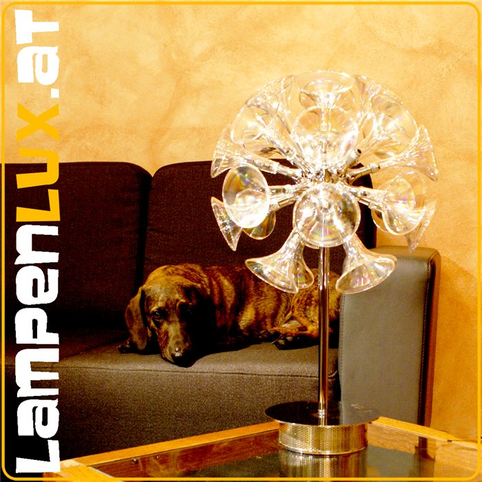 Lampenlux Tischleuchte Tischlampe Tischlicht Stehlampe modern  ,NEU+OVP UVP 503€