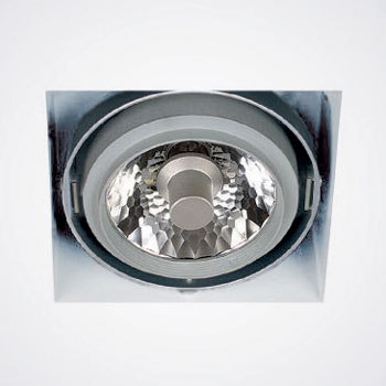 Lampenlux Einbaustrahler Spot Falber Shopbeleuchtung 35W CDM-R111 Leuchtmittel