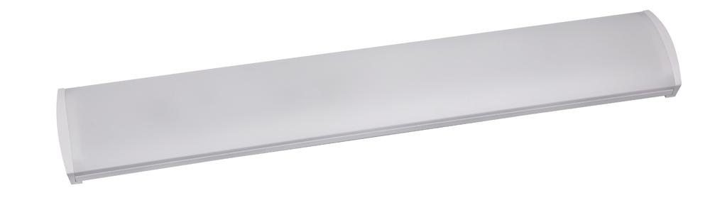 Lampenlux LED Wandlampe Nari Spiegelleuchte Badleuchte Unterbauleuchte Küchenlampe Aufbau 120cm