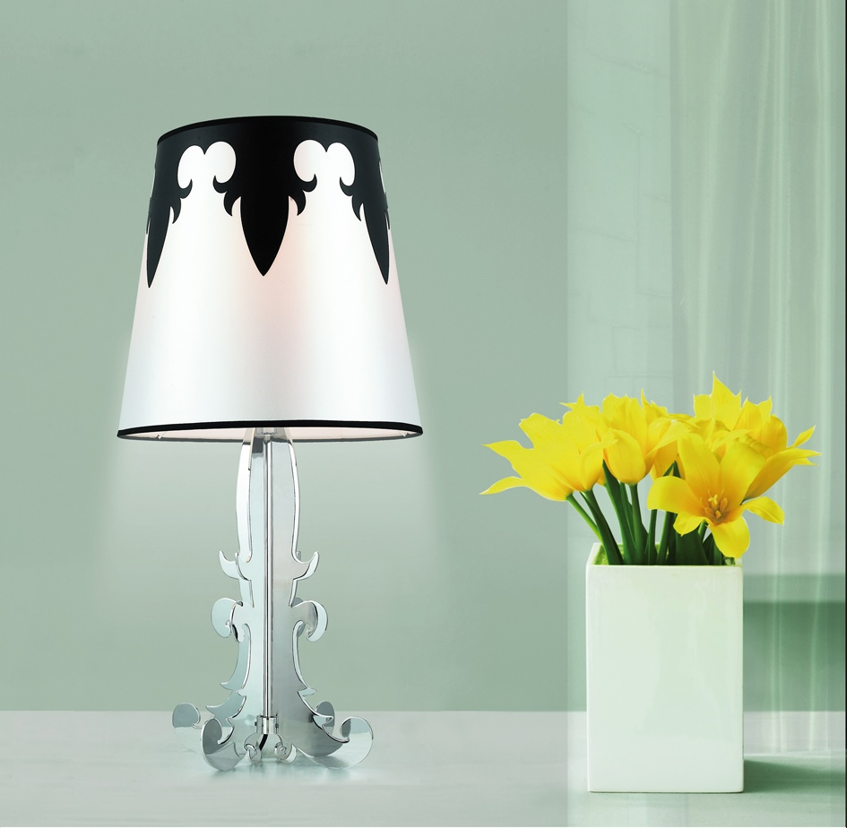 Lampenlux Tischleuchte Stehleuchte Aladin Schreibtischlampe Bürolampe E27 40W