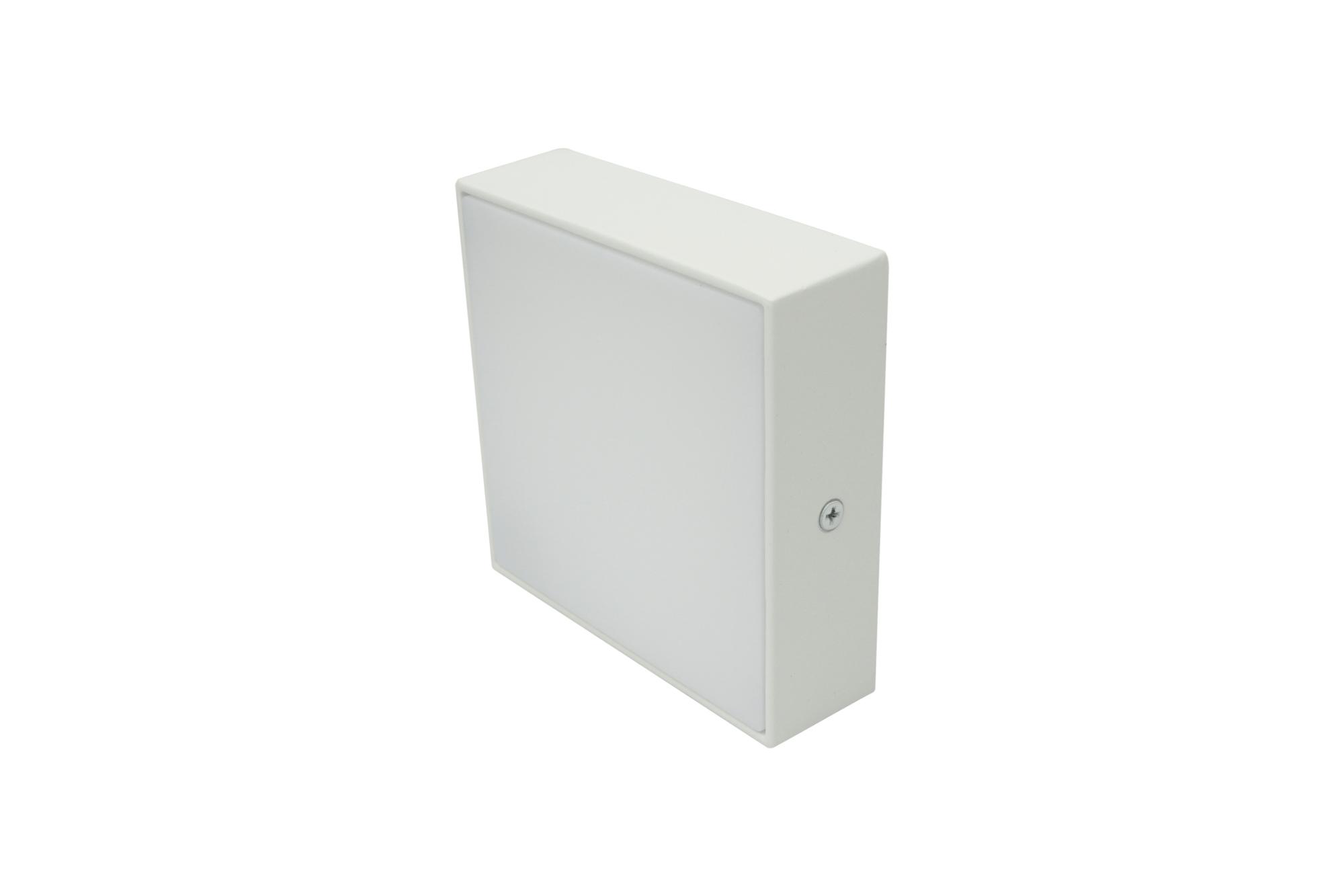 Lampenlux MINI-Savona Deckenleuchte weiß/schwarz LED Deckenlampe