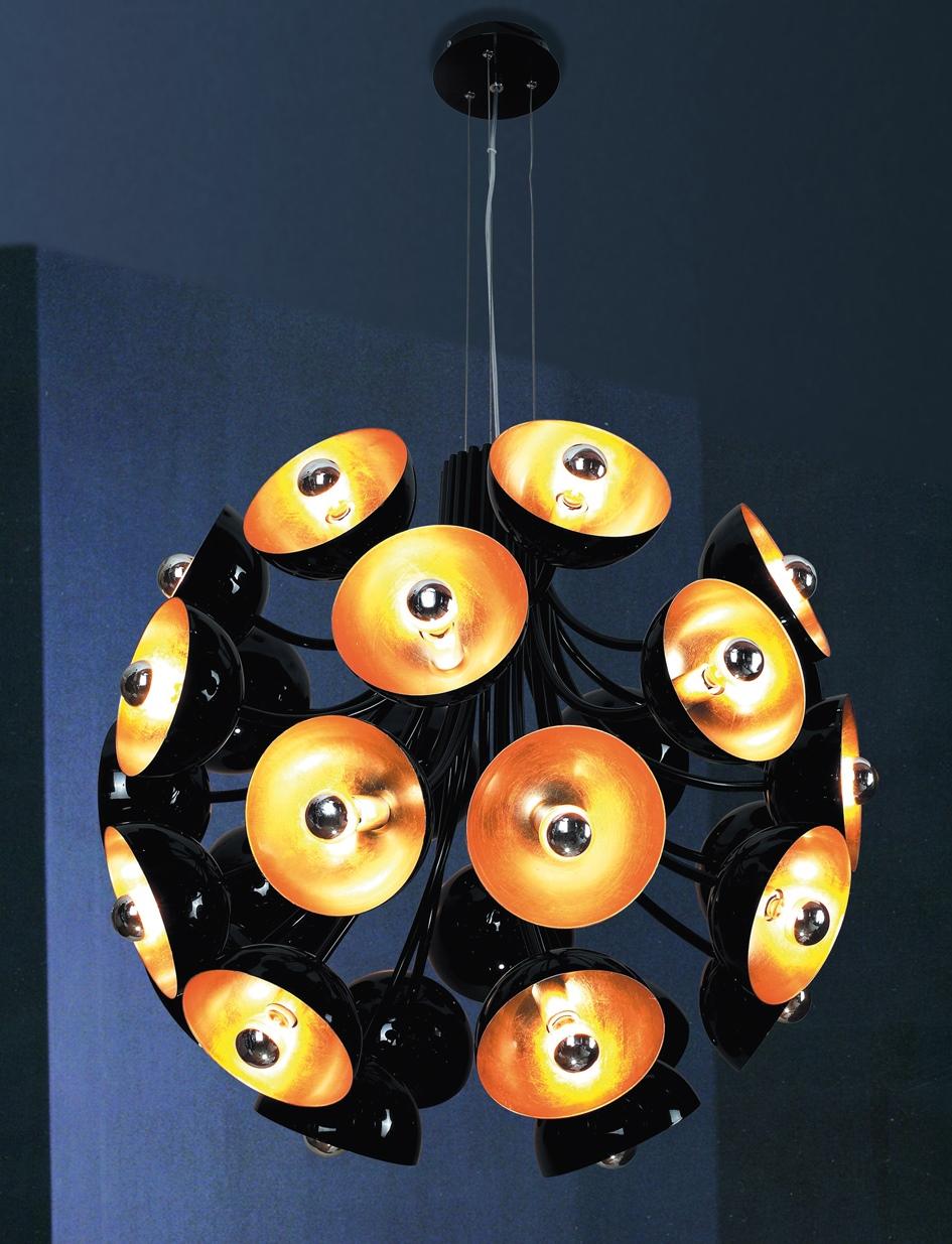 Lampenlux Designer Pendelleuchte Hängeleuchte Galanta Modern