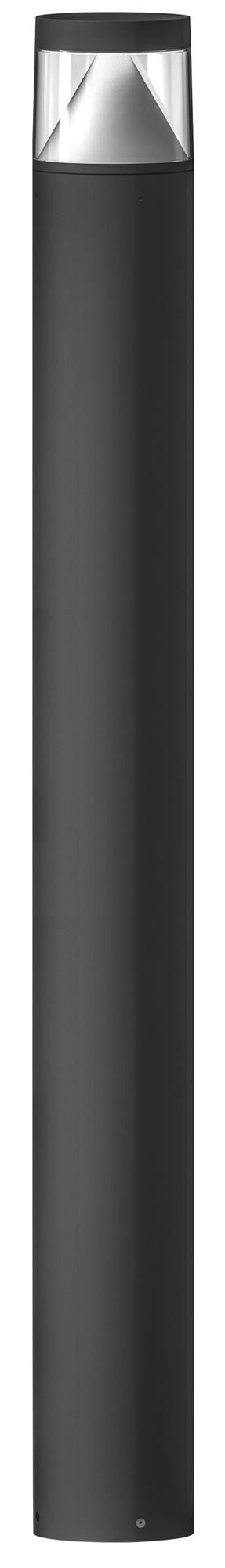 Lampenlux LED Außenleuchte Wegleuchte Cooly Pollerleuchte 3000K 360° Ø16cm 20W IP54
