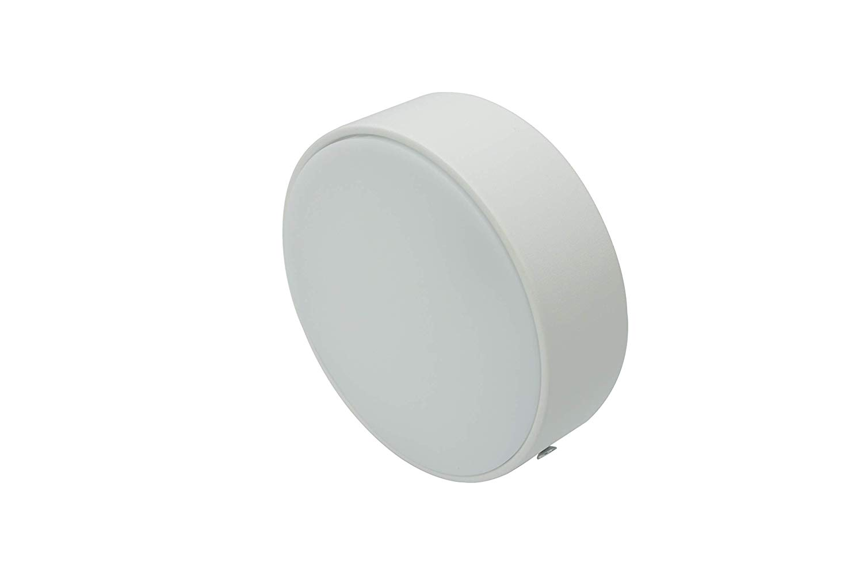 Lampenlux MINI RONDOS LED Deckenleuchte Warmweiß Deckenlampe Ø 225mm weiß