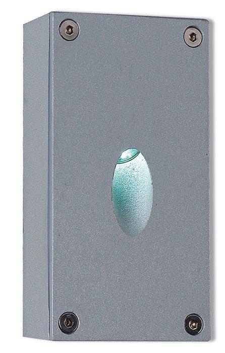 Lampenlux LED Außenleuchte Reike Wandlampe Wandleuchte Aufputz Strahler IP54