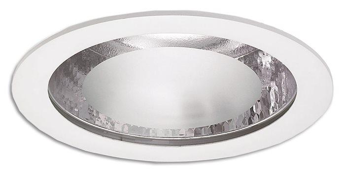 Lampenlux LED-Einbaustrahler Spot Efendi rund weiß IP40 inkl Vorschaltgerät + LeuchtmittelEinbauleuchte Einbaulampe Einbauspot Spot Strahler Punktstrahler Aluminium Downlight Down Deckeneinbaustrahler Deckeneinbauleuchte
